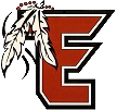 EHS Escalante High School Moqui logo